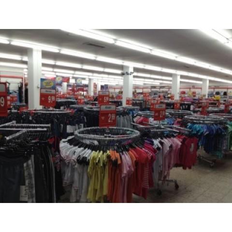 Einzelhandelsflächen Textilfilialist